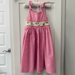 Marmellata Smocked Beach Dress